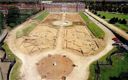 The Archaeology of Hampton Court