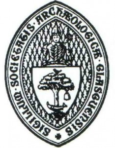 Glasgow Archaelogical Society logo embed
