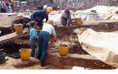 Orpington & District Archaeological Society