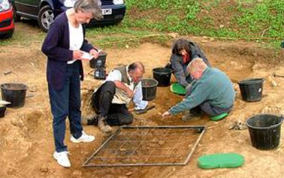 Boston Spa & District Community Archaeology Group