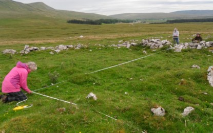 Ingleborough Archaeology Group