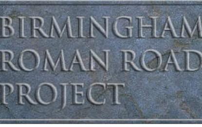 Birmingham Roman Roads Project