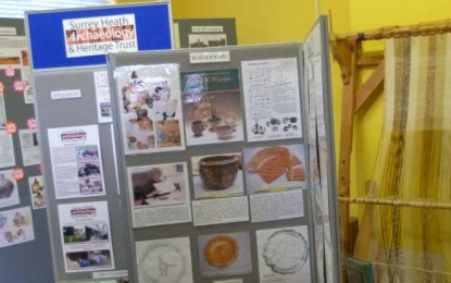 Surrey Heath Archaeological and Heritage Trust