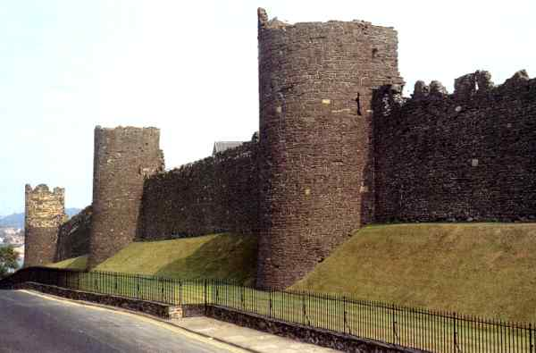 AD 1300 - Conwy Castle