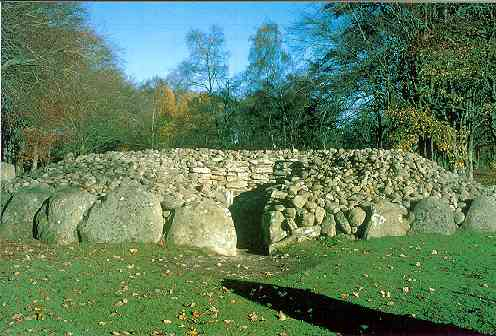 2500 BC - The Clava Cairns