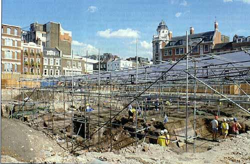 AD 700 - Saxon London Discovered