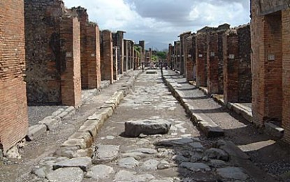 Pompeii: the city before Vesuvius