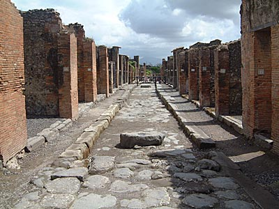 Pompeii: the city before Vesuvius