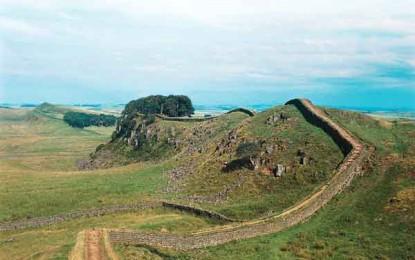 Hadrian's Wall: 30 years on