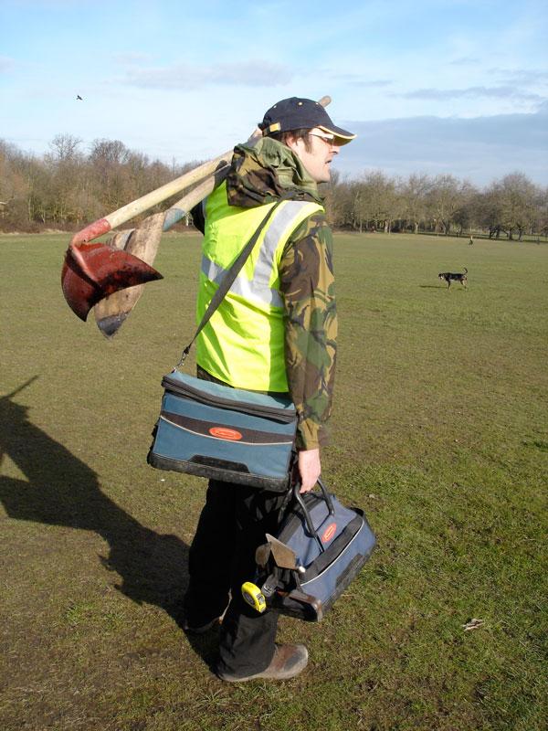 Survival Guide to Volunteer Excavation