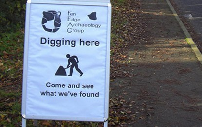 Fen Edge Archaeology Group