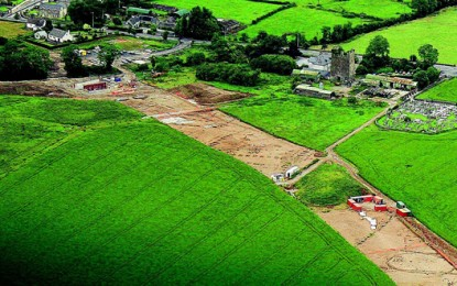 When the Celtic Tiger roared: the golden years of commercial archaeology in Ireland