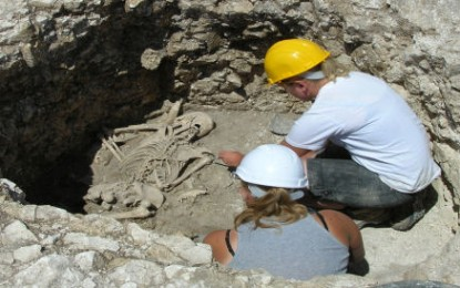 Bournemouth University, Archaeology & Historic Enviroment Group