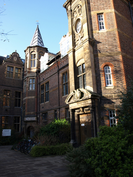 Cambridge University's Archaeology Department