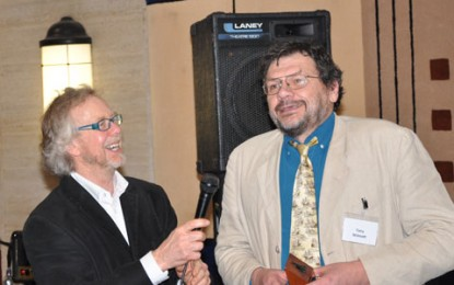 Archaeologist of the Year 2012