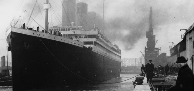 Titanic: Archaeology of an Emigrant Ship