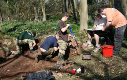 On manoeuvres with Operation Nightingale