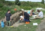 Isle of Man Archaeological Training Excavation