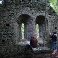 Recording an early Medieval Chapel at Strathearn