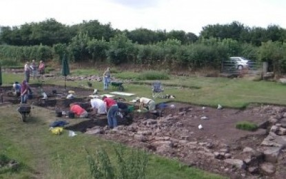 The Lost City of Trellech Project