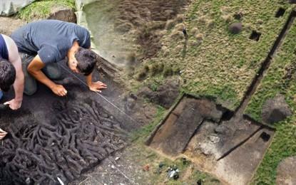 Bradford Kaims Wetland Excavation
