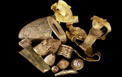 Time Team: secrets of the Saxon gold