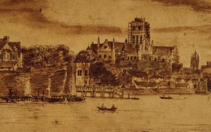 St Paul's before Wren