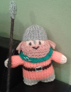 Knitted-Viking
