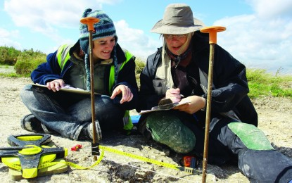 Want to be a Digger? – Entering the world of commerical archaeology
