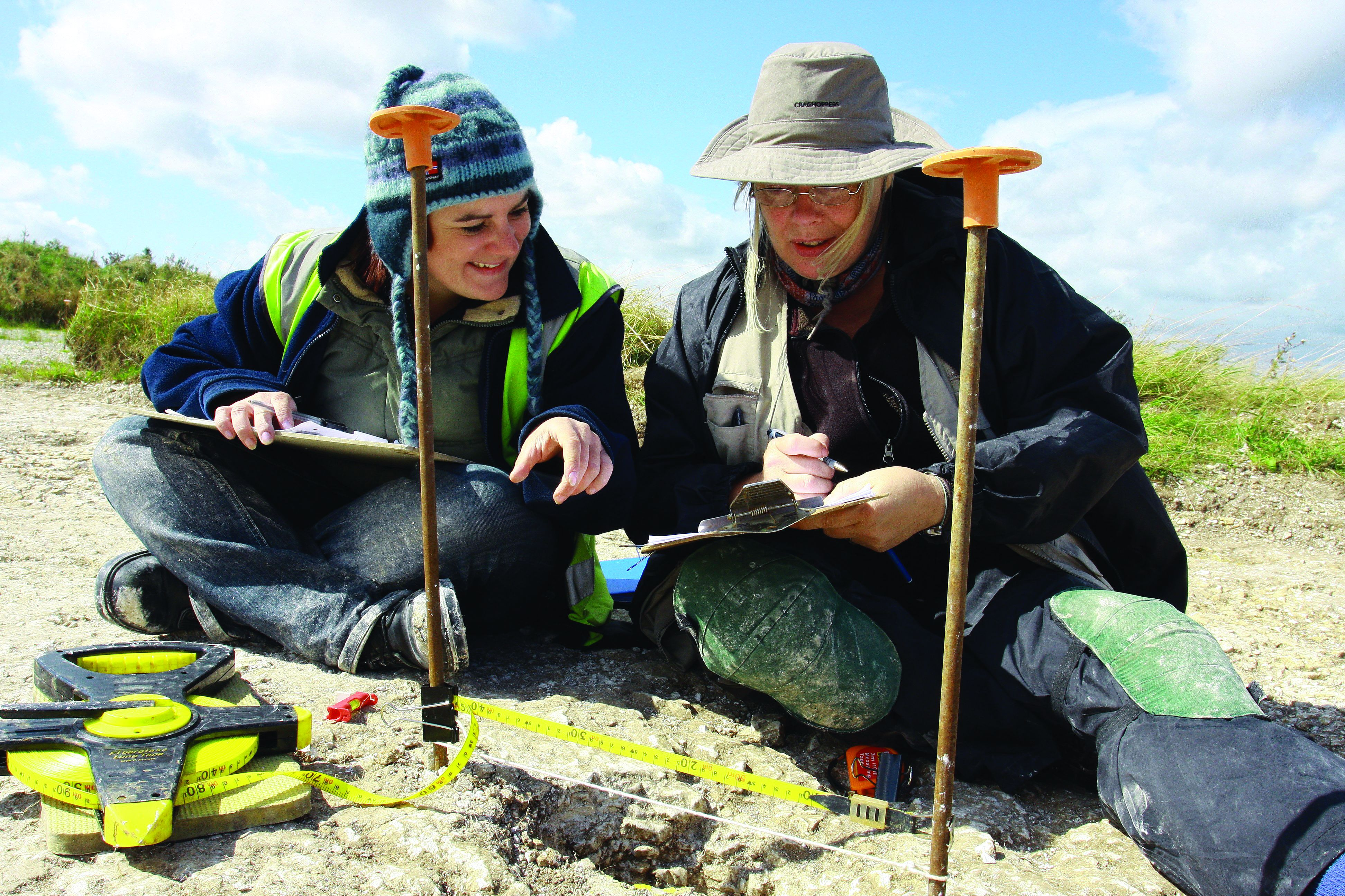 Want to be a Digger? - Entering the world of commerical archaeology