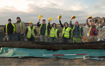 British Archaeological Awards results