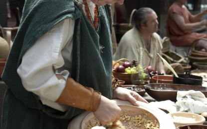 Cookery through the ages
