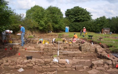 Festival of British Archaeology 2012