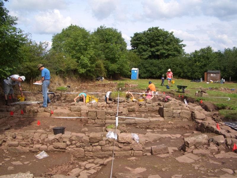 Festival of British Archaeology 2012
