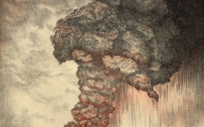 Volcanoes and population