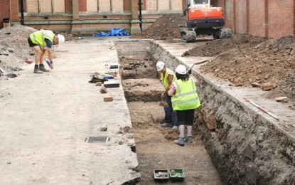 Richard III: found?