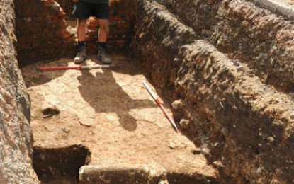 Found: the lost church where Richard III was buried