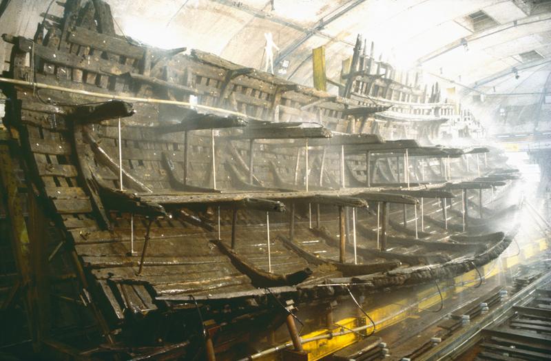 BBC News - The Mary Rose: A Tudor ship's secrets revealed