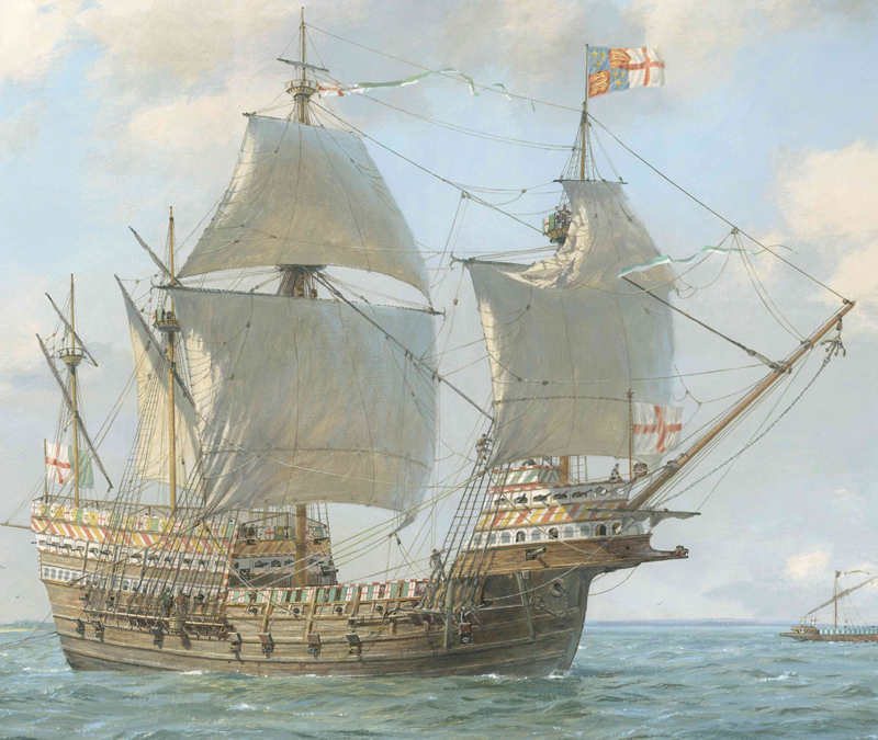 10 Things You Might Not Know About The Mary Rose Current