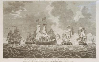 Finding HMS Namur