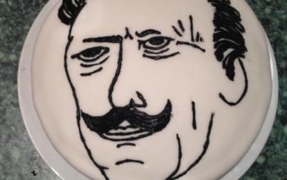 MOLA's Movember masterpiece