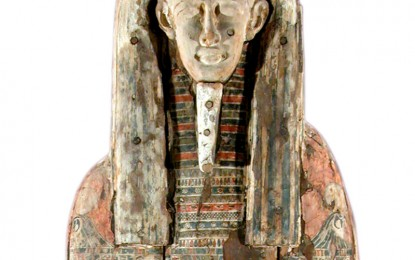 Meet George: the Curious History of an Egyptian Coffin Lid