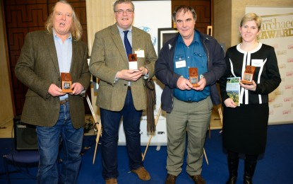 PRESS RELEASE: The Search for Richard III wins prestigious award as Research Excavation of the Year following a record number of votes from the general public
