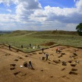 Burrough Hill Excavation