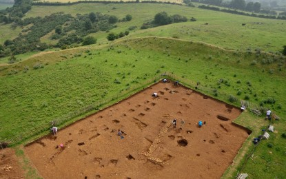 Burrough Hill Archaeological Field School