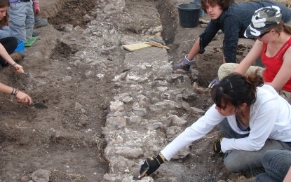 Kent Archaeological Field School (KAFS)