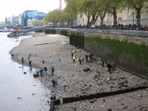 Thames Discovery Excavation