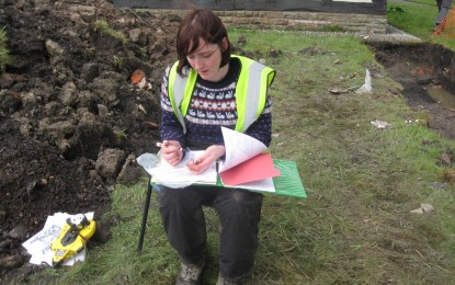 VICKY NASH – Community Archaeology