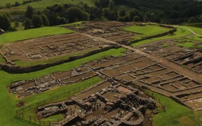 Vindolanda Excavations 2016