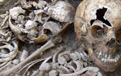 The Kilkenny Workhouse mass burials: an archaeology of the Irish Potato Famine